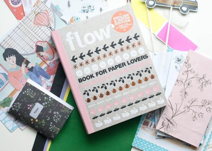 Review: Flow book for paper lovers vol. 5.
