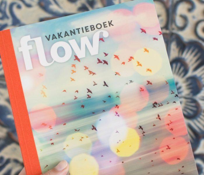 Review: Flow vakantieboek 2018.